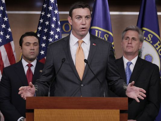 FBI raided campaign offices of Republican Rep. Duncan Hunter