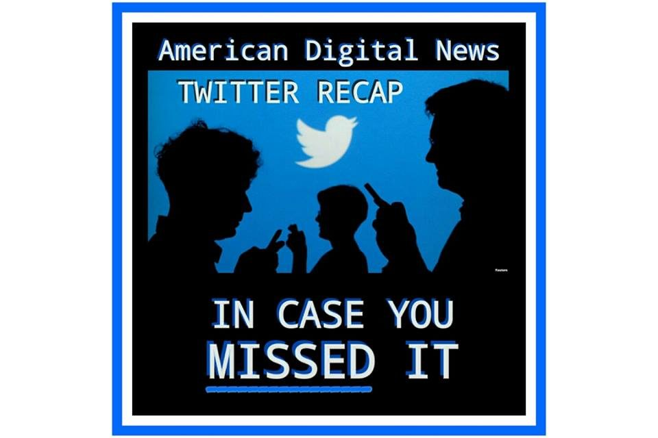 ADN TWITTER RECAP – December 9, 2017 – In Case You Missed It