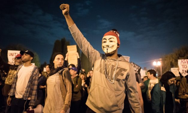 Shooter Linked to Antifa – Dead Before First Shots Fired