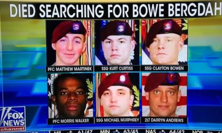 Bergdahl Goes to Court – The Six Soldiers that DIED and the Five Criminals that were set FREE