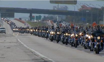 Every Biker Has Heard Trump's NEW Call! Look Which City They Are Heading To Now