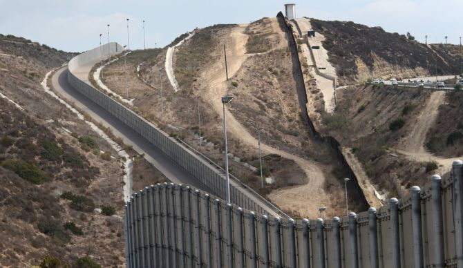 Border Wall Contracts Delayed By Pro-Migration CEO