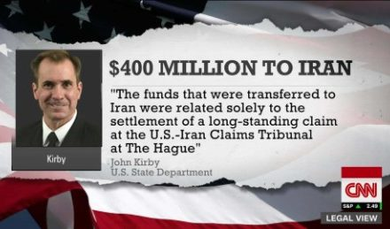 ARCHIVE POST:  Obama Blocks Congressional Inquiry Into $1.3 Billion Payment To Iran
