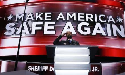 ADN Compilation:  Milwaukee Sheriff David Clarke Resigns… What's Next… WH, DOJ, DHS???