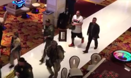 Was Las Vegas a Saudi Crown Prince Salman Assassination Attempt?