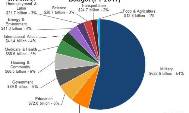 The President's (BHO) 2017 Budget Proposal in Pictures