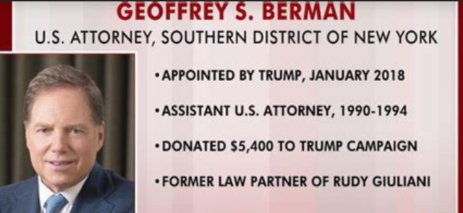 Who is Geoffrey Berman and why you should know - American