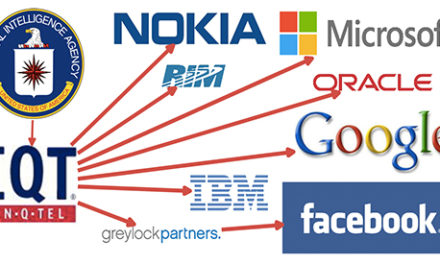 Is CIA-backed KEYHOLE the KEY to Google's InQTel Surveillance Technologies??