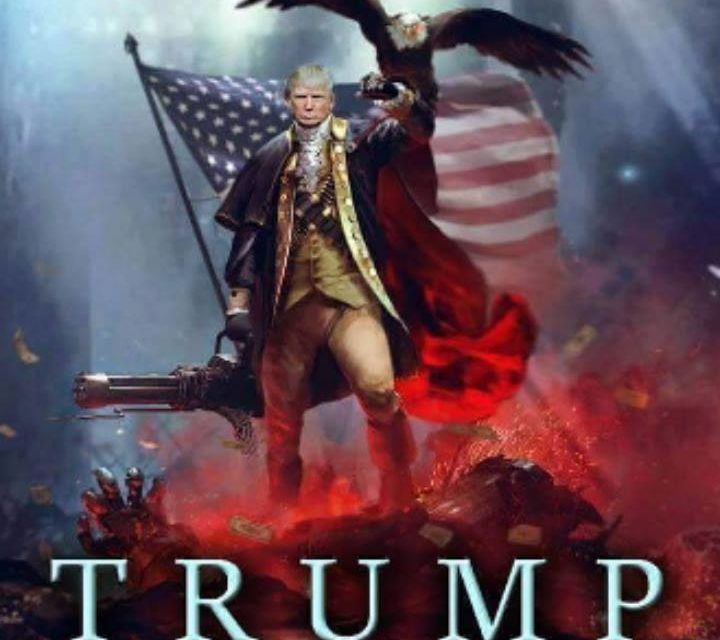 BLOG Post: Only Americans are Anti-Trump (written by James Hovda)
