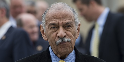 GOV Ethics Committee BEGINS INVESTIGATION on Conyers