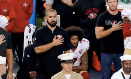 BLOG Post: Marxist Colin Kaepernick Leads The NFL Into The Gutter (written by Kelleigh Nelson)