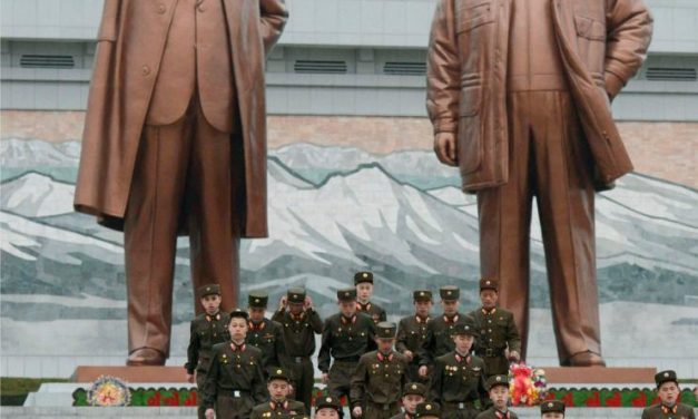 Paranoid Kim Jong-un executing record numbers of North Koreans who no longer see him as a living GOD