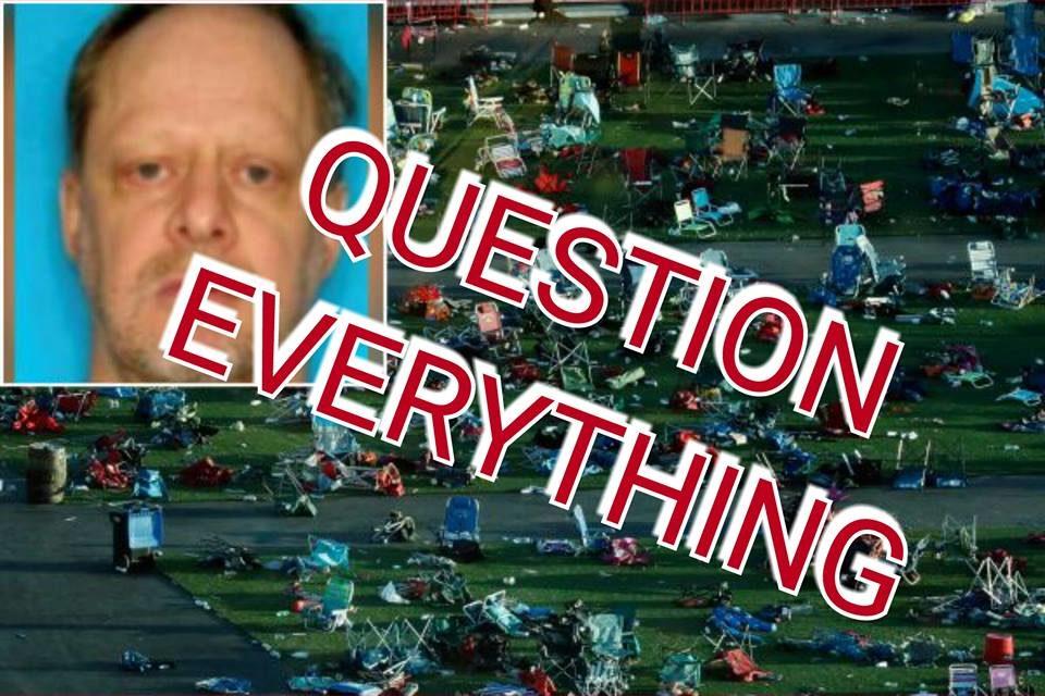 Las Vegas Massacre Compilation that we have documented so far…