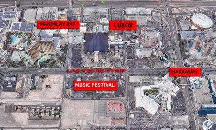 MASSIVE DATA (AS IT HAPPENED) on Mandalay Bay Concert Shooting