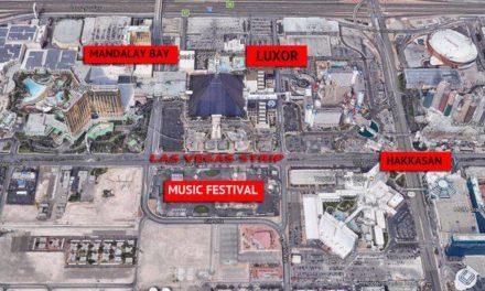 MASSIVE DATA (AS IT HAPPENED) on Mandalay Bay Concert Shooting