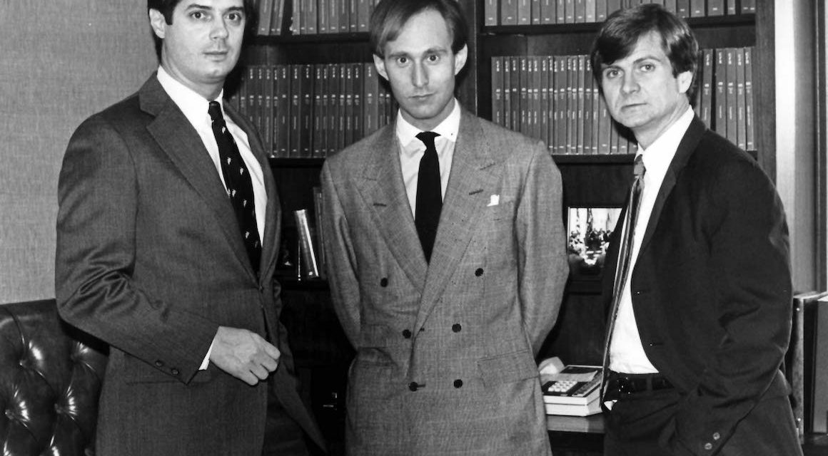 Manafort, Stone and AJ together for years.