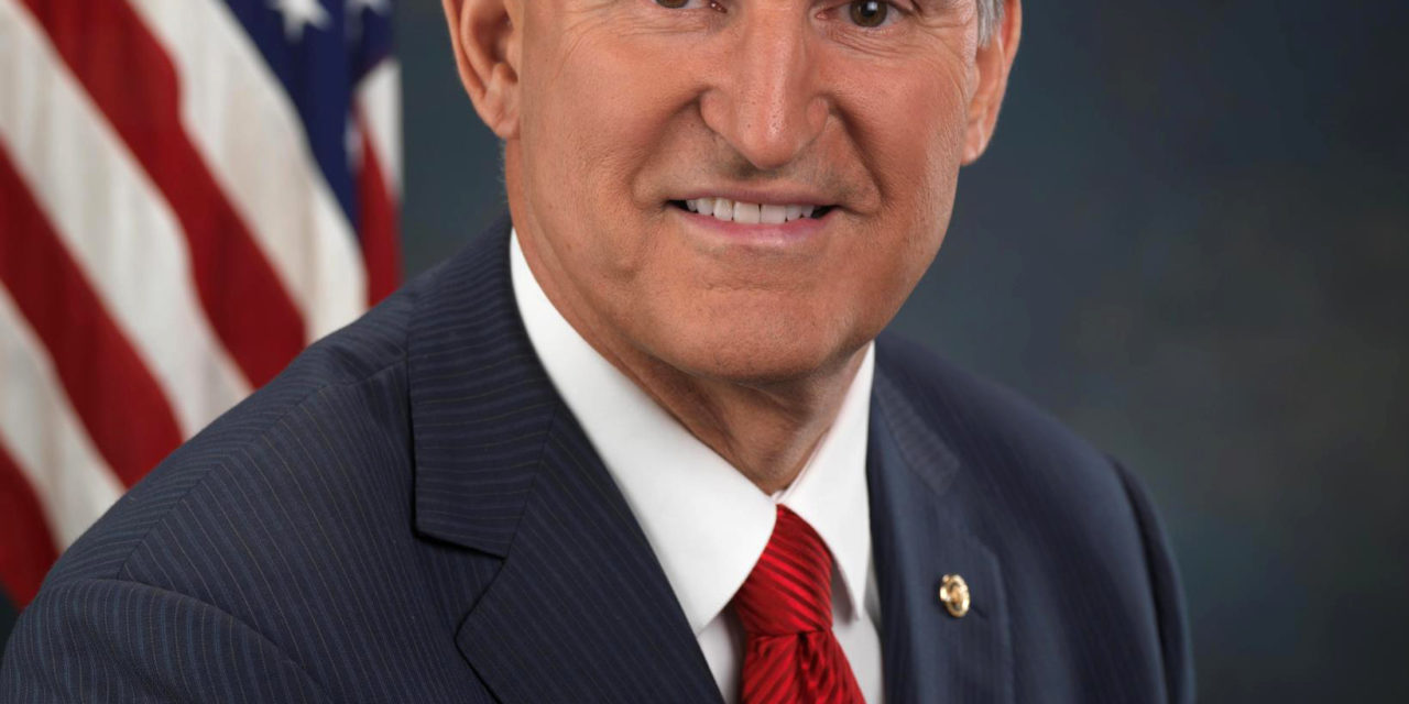 REPORT: Trump considering Sen. Joe Manchin for Energy Secretary; Could lead to Obamacare repeal
