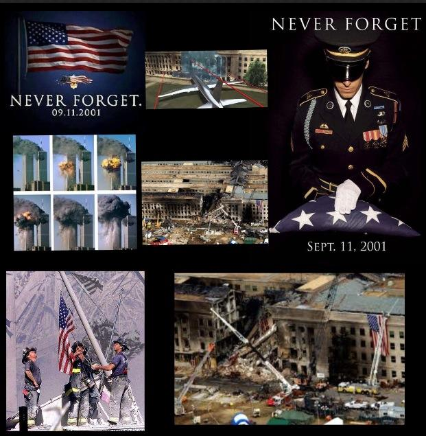 ADN Compilation:  Remembering Those Lost on 9/11