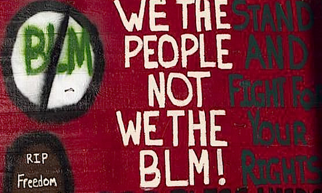 BLM: More than a Century of Illegal Sovereign State Land Grabbing by Federal Government