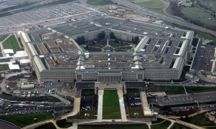 Report Reveals $8.5 Trillion Missing From Pentagon Budget