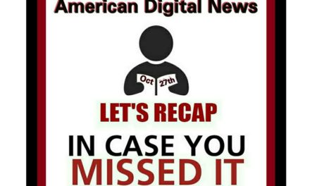 ADN DAILY RECAP OCTOBER 27, 2017 In Case You Missed It