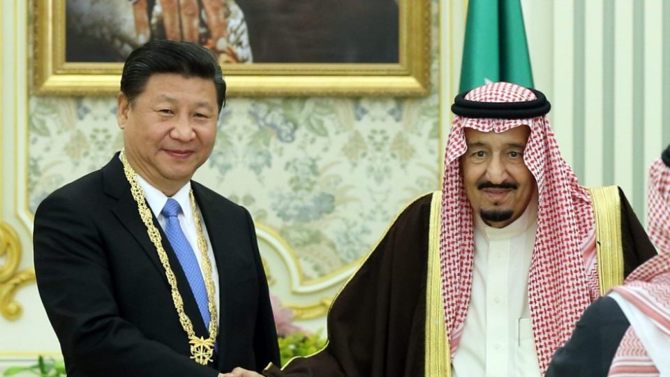 Saudi Vision 2030: Middle East – Asia Transformation