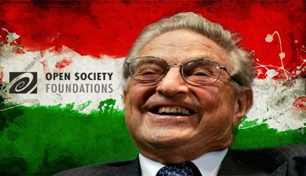 Soros Hedges His Living Legacy