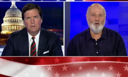 TONIGHT: Tucker Goes Head-to-Head With Hollywood Director Rob Reiner