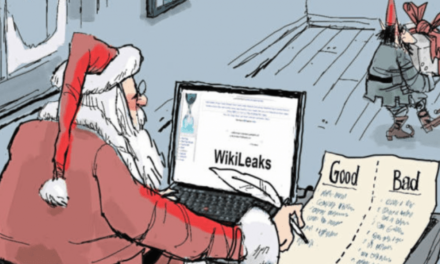 Wikileaks Christmas Surprise – JimmyLlama