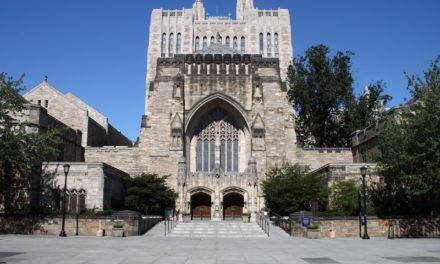 Yale's Disgraceful Whitewashing of History Continues