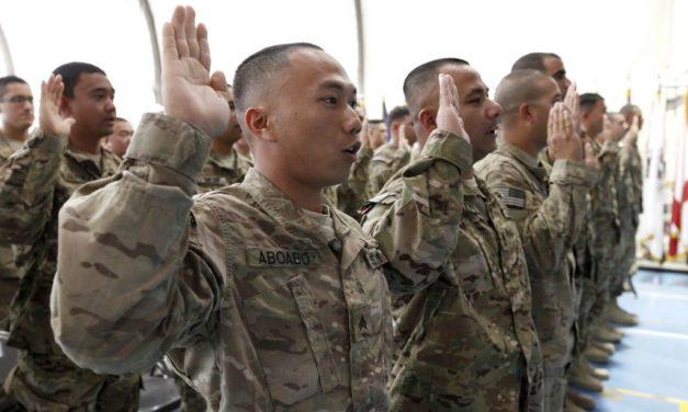 Pentagon investigators find 'security risks' in government's immigrant recruitment program, 'infiltration' feared