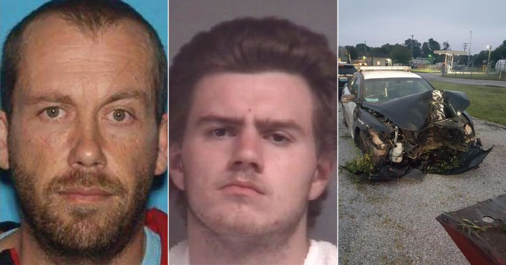 Suspects Threw Bombs At Joplin Police Officers To Escape Pursuit