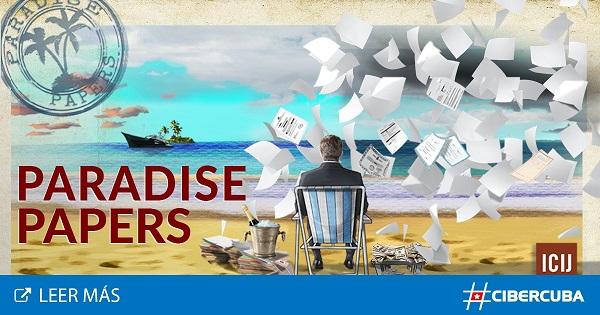 Paradise Papers leak reveals secrets of the world elite's hidden wealth