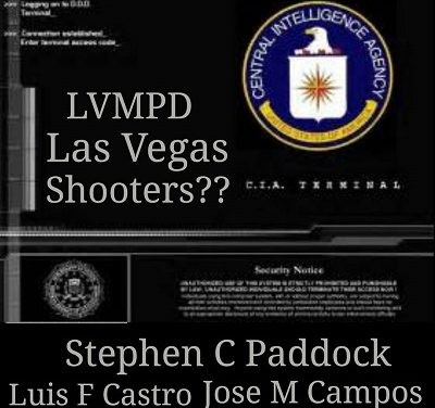 Was Stephen Paddock a CIA Agent and Did He Die In Las Vegas?