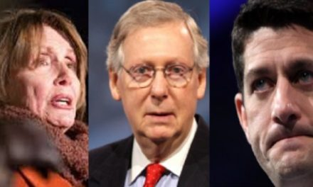 ADN Compilation:  Congress UN-Popularity Contest – Pelosi, McConnell and Ryan
