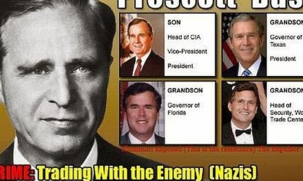 How Prescott Bush Went From War Criminal to Senator