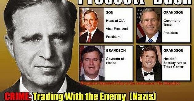 How Prescott Bush Went From War Criminal to Senator