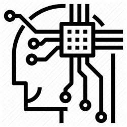 A Corrupted iCon, CYBER OMNISCIENCE, Deep Artificial Neural Networks