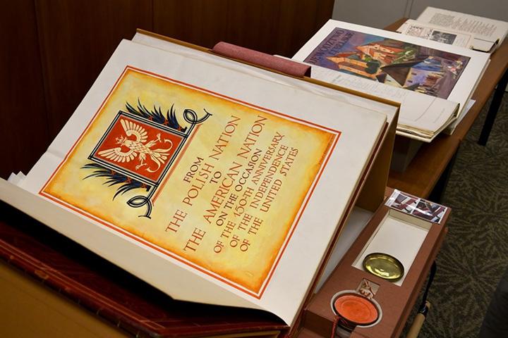 Poland Sent The U.S. A Birthday Card With 5.5 Million Signatures