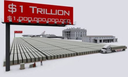 "Shocking Government Report Finds $6.5 Trillion In Taxpayer Funds ""Unaccounted For"""