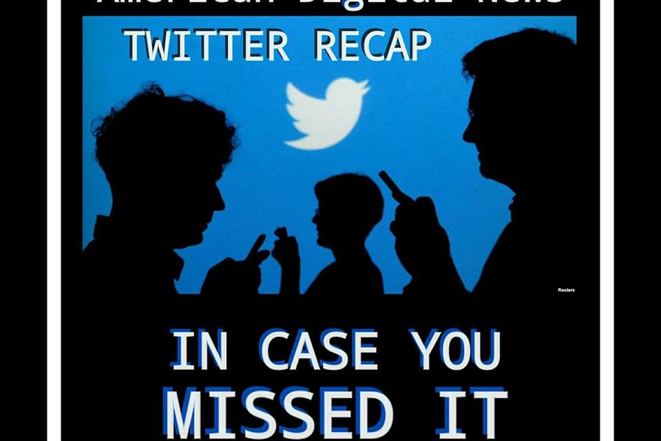 ADN TWITTER RECAP – November 24, 2017 – In Case You Missed It